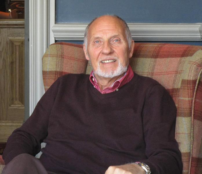 Founder of Academic Proofreading, David Mercer